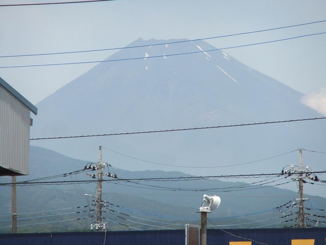富士山30.6.26