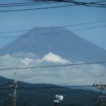富士山30.8.18
