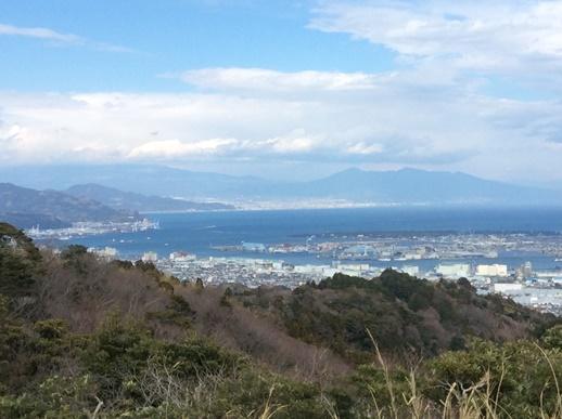 日本平夢テラスに行ってきました