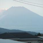 富士山20.8.29