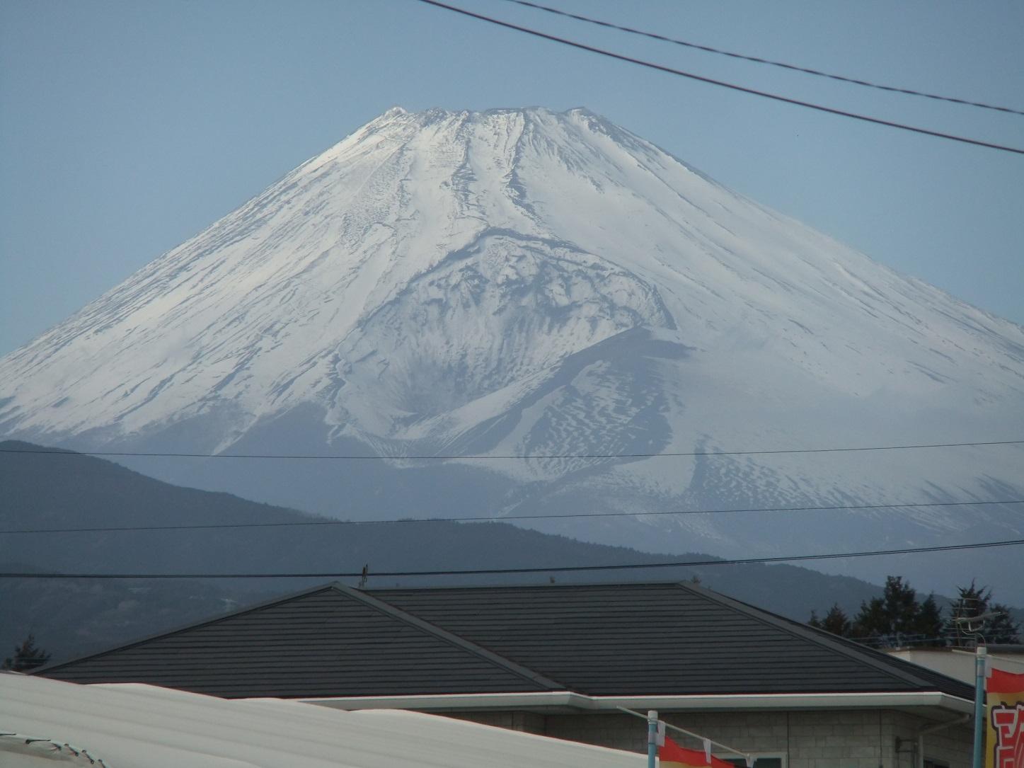 令和3年富士山の日