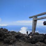 富士山に登ってきました